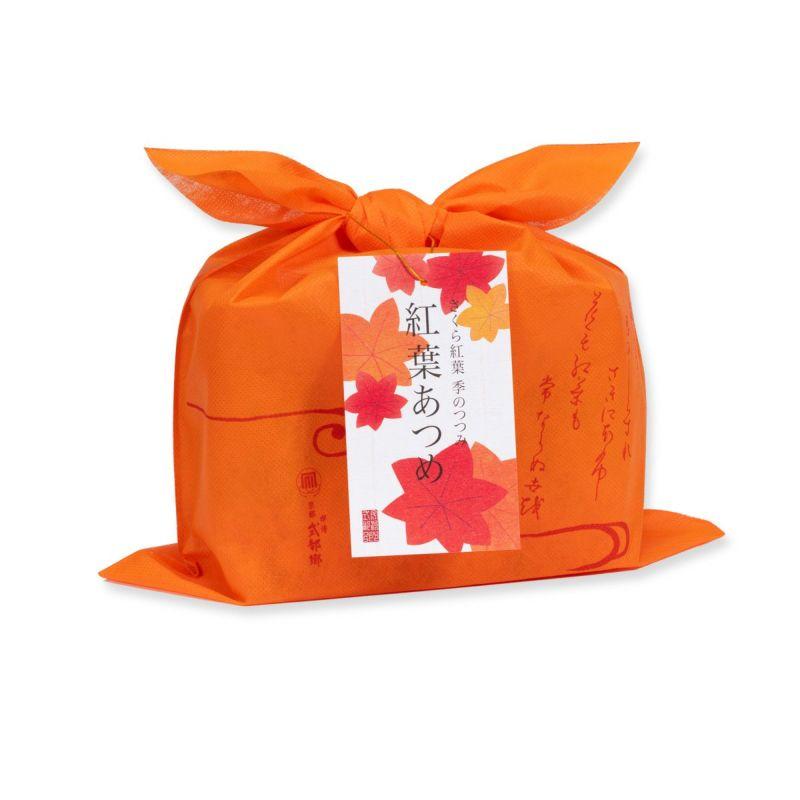 【秋季限定】紅葉あつめ (1袋8ヶ入り×9袋)