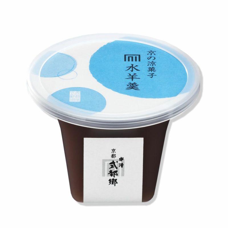 【夏季限定】京の涼果子 水羊羹